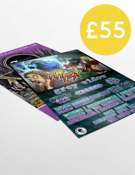 5000 A5 Flyers double sided full colour free delivery
