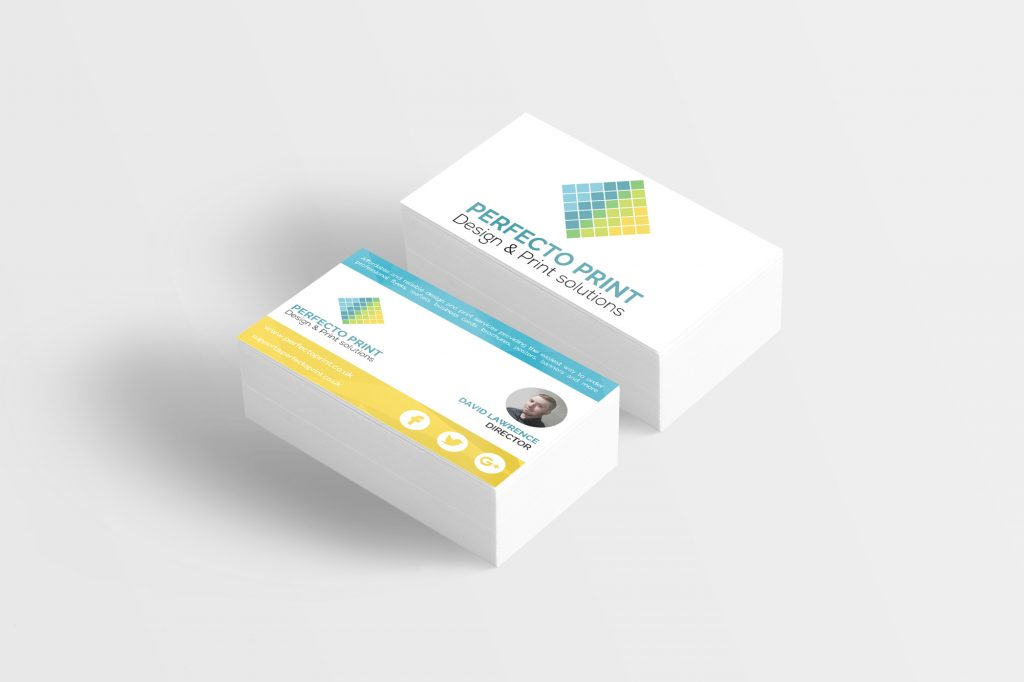 Soft Touch Business Cards | FREE DELIVERY - PerfectoPrint.co.uk